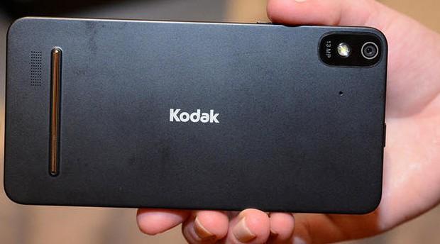 Android KitKat'lı Kodak cebi: Kodak IM5!