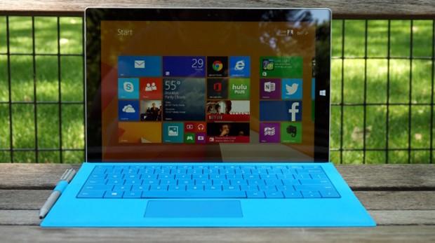 Surface Pro 3 ve Skype