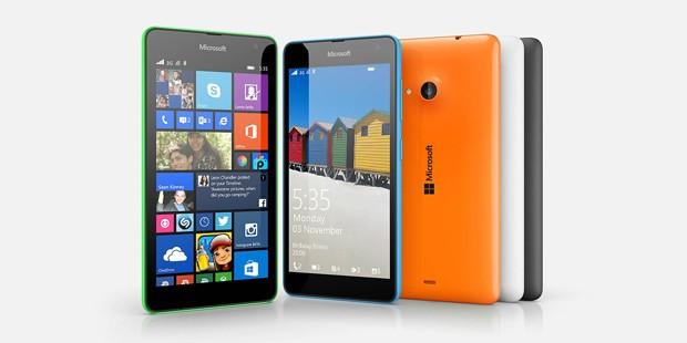Microsoft Lumia ve Windows Phone 8.1