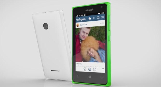 Lumia 532 ve Lumia 435'in özellikleri