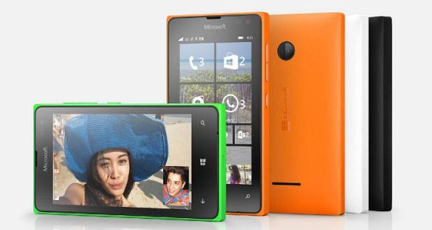 Lumia 435 ve Lumia 532 tanıtıldı!