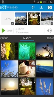 WeVideo Video Düzenleyicisi