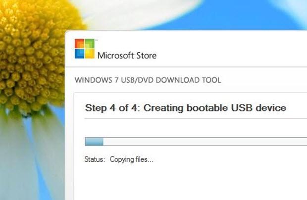 USB çubuğunu kurtarma