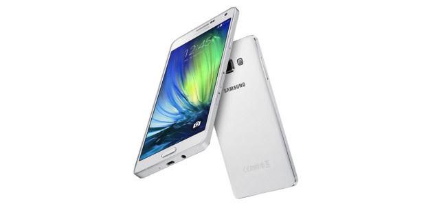 Samsung Galaxy A3, A5 ve A7 karşı karşıya!