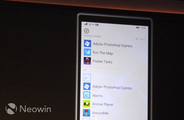 Windows 10'un telefon sürümü göründü!
