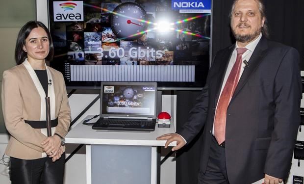 Avea ve Nokia 4G'nin geleceğine ışık tutuyor