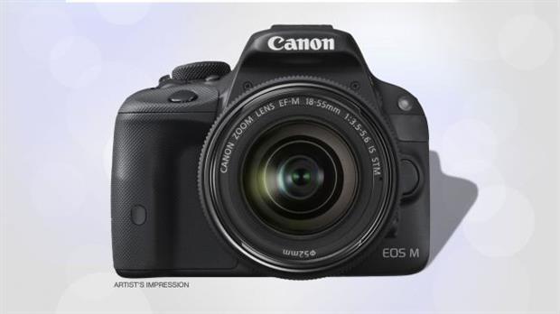 Canon EOS-M 3