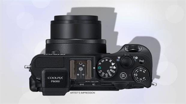 Nikon Coolpix P8000