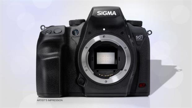 Sigma SD1 Quattro