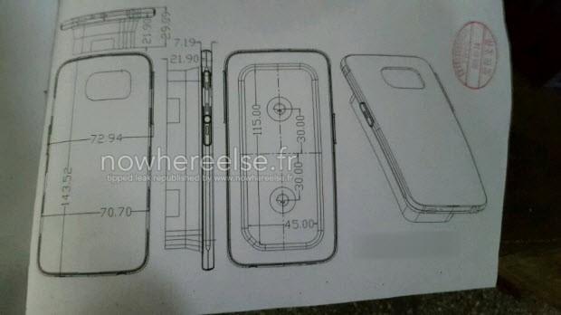 Galaxy S6'dan yeni kareler geldi!