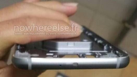 Galaxy S6'nın metal gövdesi bu olabilir!