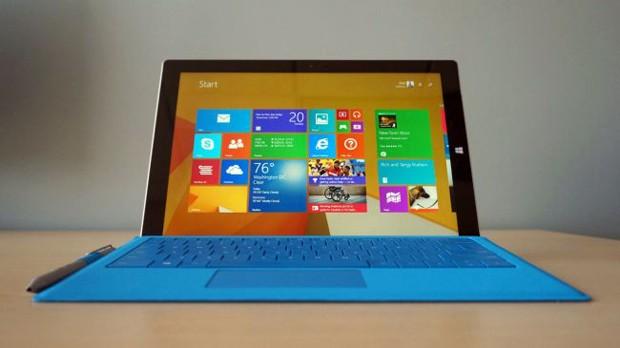 Surface Pen'li Microsoft Surface Pro 3