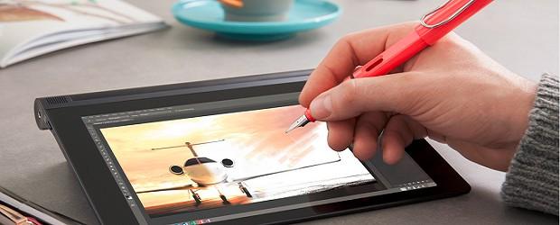 AnyPen ile Lenovo Yoga Tablet 2