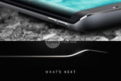 Galaxy S6, Edge ile birlikte göründü!