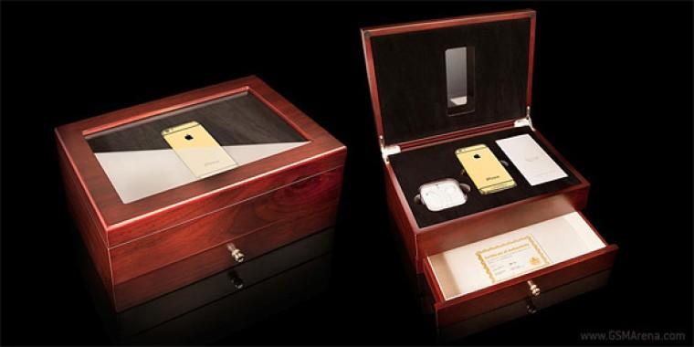 Bu iPhone 6, tam 3,5 milyon dolar!