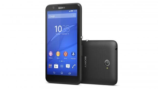 Sony'den sürpriz: Xperia E4 tanıtıldı