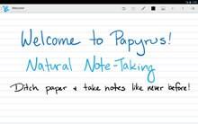 Papyrus - Doğal Şekilde Not Alma