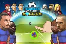 Zlatan plays Diamond Soccer