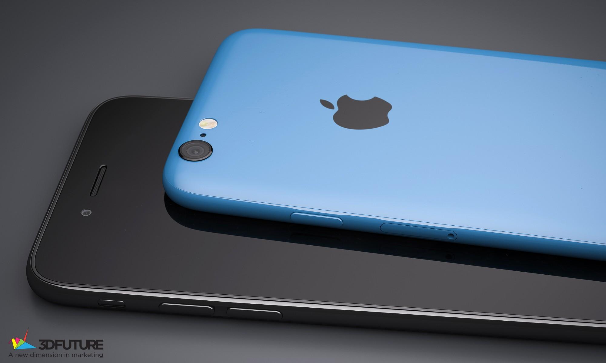 iPhone 6C olsaydı, böyle olmalıydı!