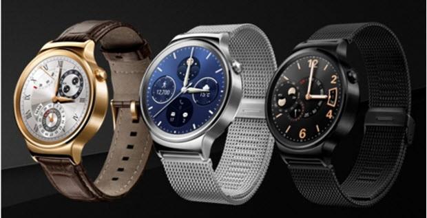 Huawei'den 7 inç'lik telefon ve akıllı saat!