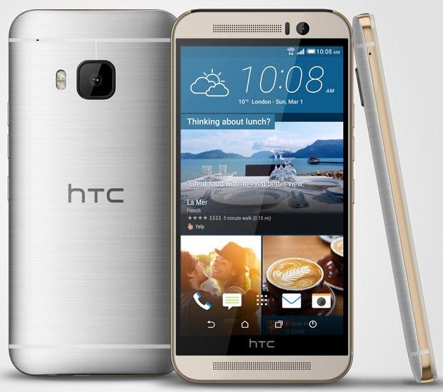 HTC One M9 artık gerçek! İşte özellikleri