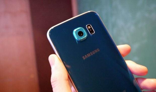 Samsung Galaxy S6'yı denedik!