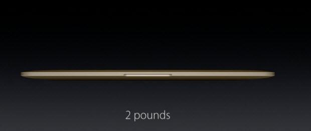 """Apple'dan yeni, daha ince bir 12"""" MacBook!"""