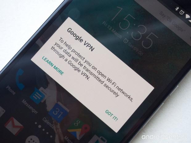 Google'ın VPN'i yolda olabilir!
