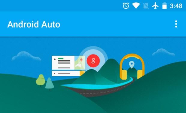 Android Auto geldi!