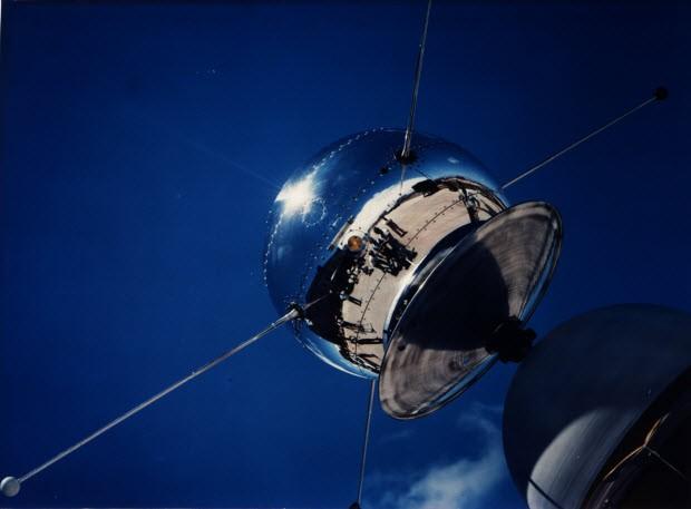 2050'ye değil, 1958'in ait bir uydu!