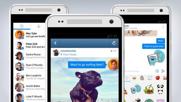 Facebook Messenger için değişim vakti!
