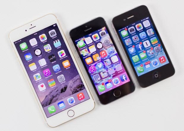 İşlevsellik ve iPhone 6'ya has sorunlar