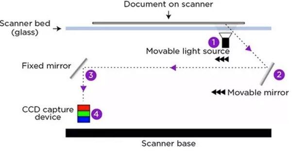 Scanner'da ayna taratırsanız ne olur?