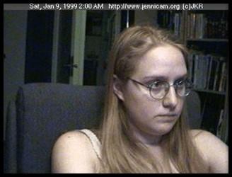 JenniCam: 1996'da canlı video yayını