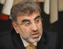 Enerji Bakanı Taner Yıldız'dan açıklamalar