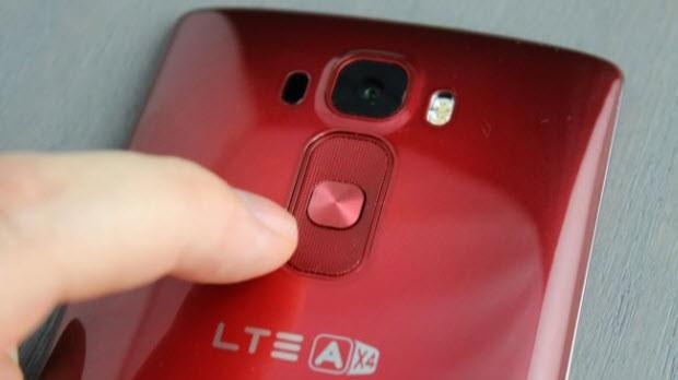 Kavisli LG G Flex 2 testte!
