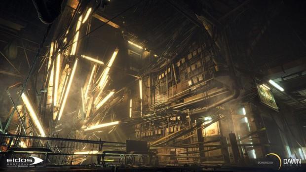 Deus Ex: Mankind Divided açıklandı!