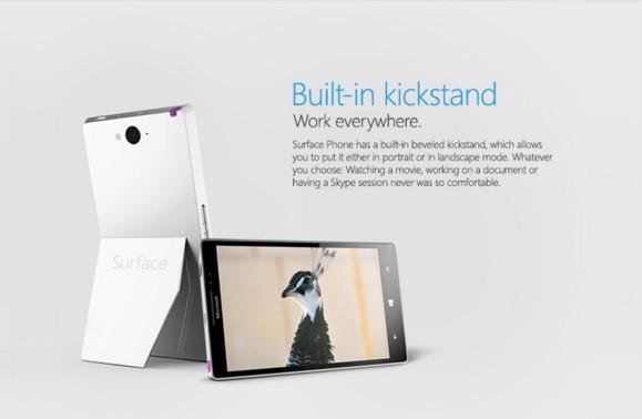 Böyle bir Surface telefon ister miydiniz?