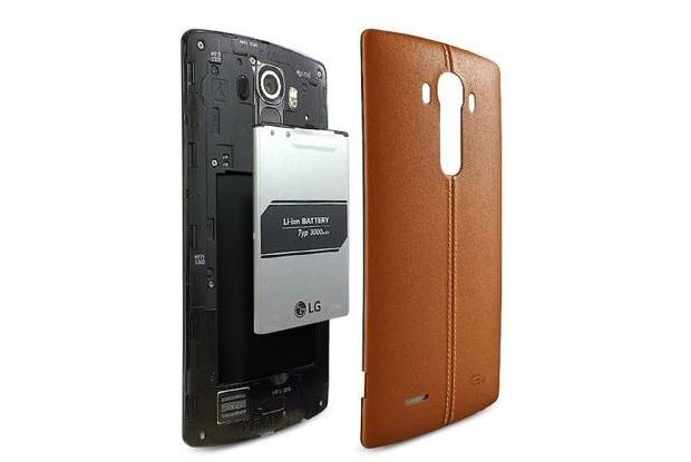 LG G4 çok net göründü!