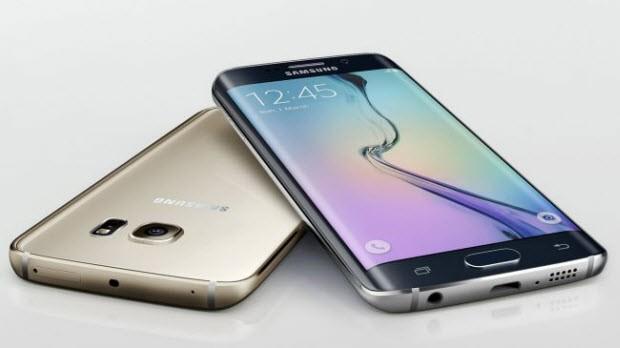 Galaxy S6 Edge ve LG G Flex 2 karşı karşıya!