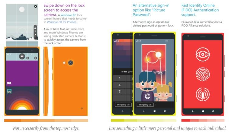 Windows X: Farklı bir Windows Phone konsepti!