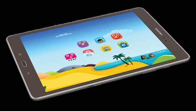 Samsung'tan yeni Galaxy Tab A tabletler!
