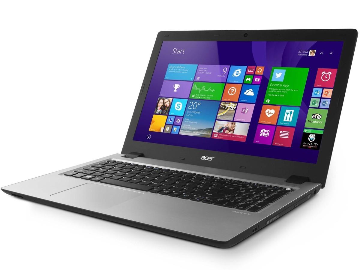Laptop'ta yüksek performans ve şık tasarım