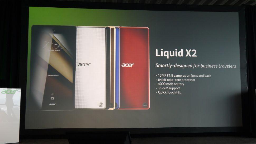 Pil ömrü sizinkini katlayacak cep: Liquid X2