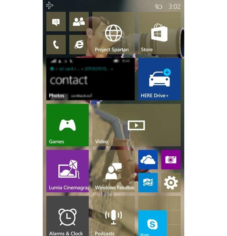 Windows 10'un giriş ekranına güncelleme!