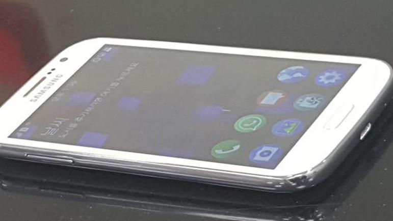 Samsung Z2'den yeni görüntüler