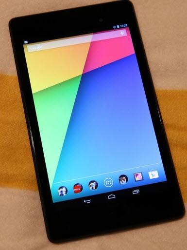 Lollipop, Nexus 7'yi tuğla yapıyor!