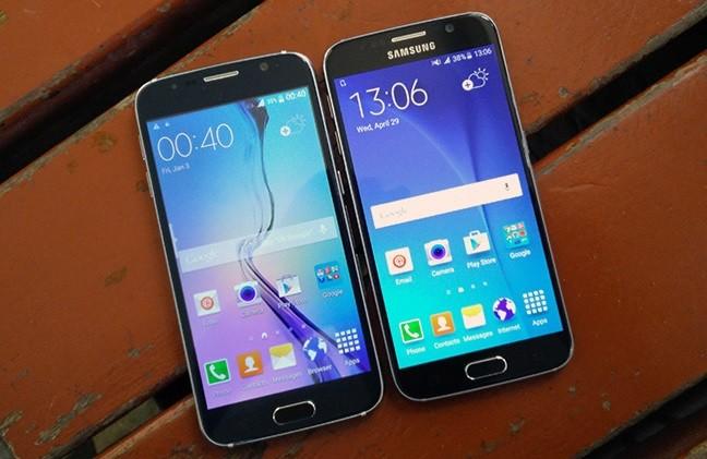 100 euro'luk sahte Galaxy S6!