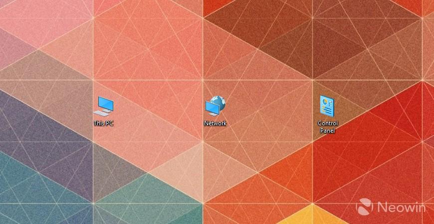 Windows 10 yapı 10125, simgeleri güncelledi!