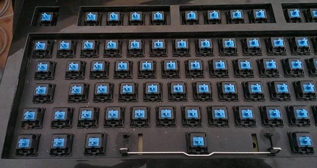 Mekanik klavyeler